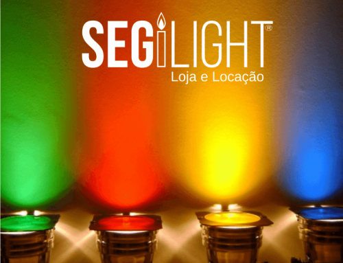 Filtros de Luz ou Gelatinas para Iluminação