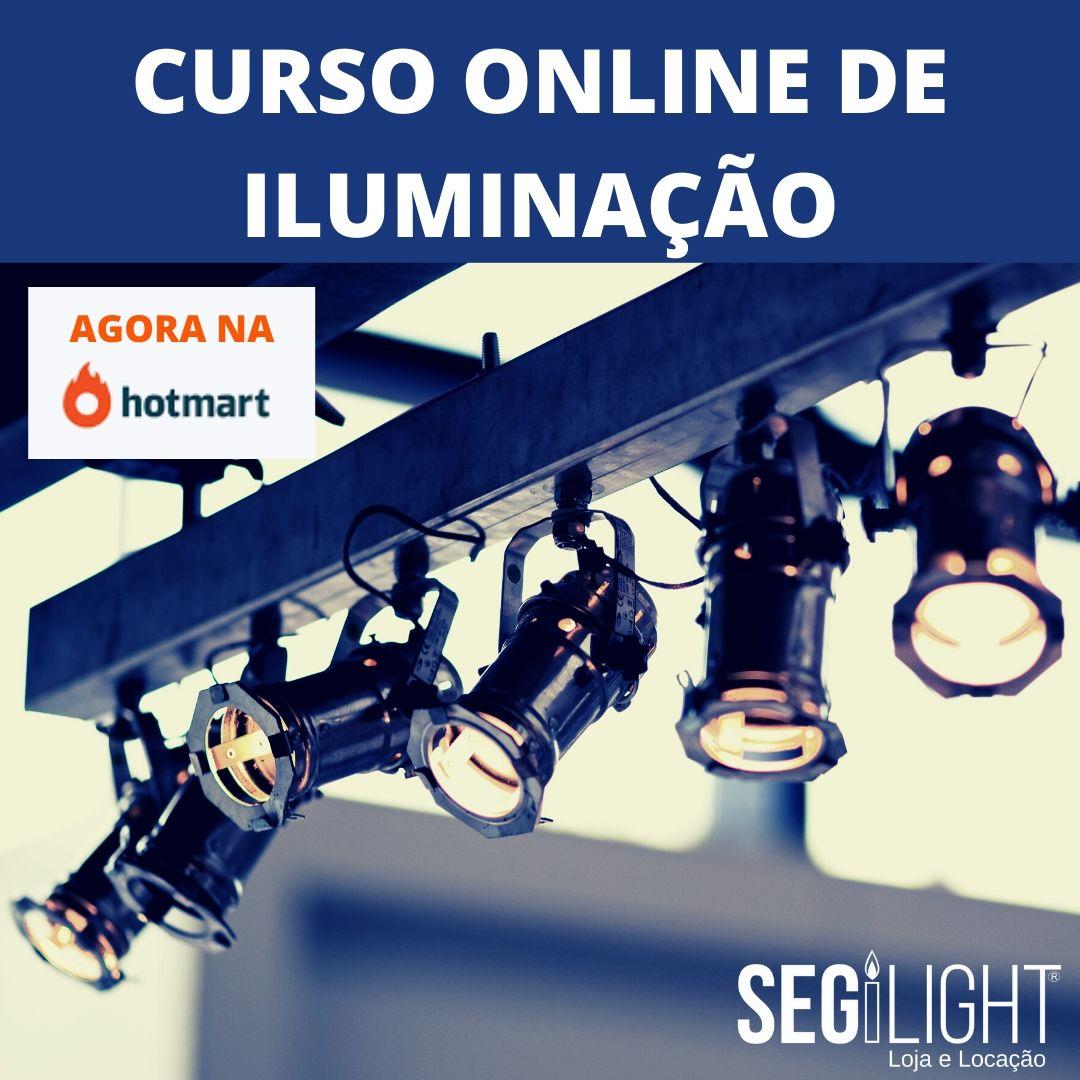 curso de iluminação online