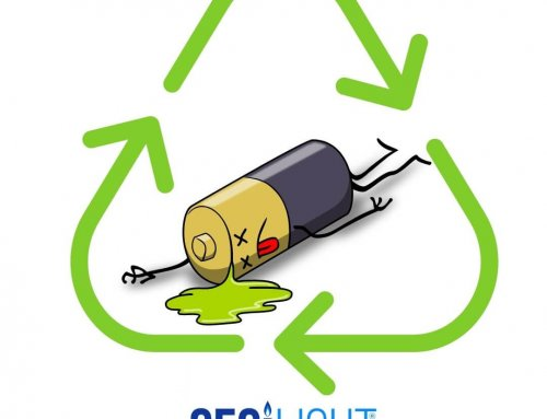Descartar Pilhas e Baterias